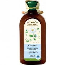 Szampon Rumianek, Green Pharmacy Włosy Osłabione i Zniszczone