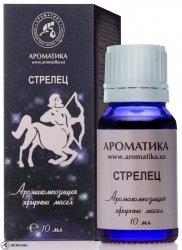Strzelec Kompozycja Olejków Aromaterapeutyczna dla Znaku Zodiaku, 100% Naturalna