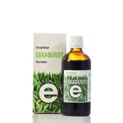 EUKAFILIPT, Wyciąg z Pędów Eukaliptusa, Chlorofillipt, 100 ml