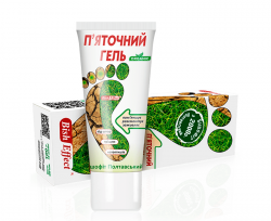 Biszofit Połtawski Żel do Stóp Foot Gel, 100 g