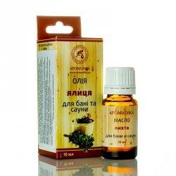 Mieszanka Olejków Naturalnych do Sauny i Łaźni Parowej Pichta, 10 ml Aromatika