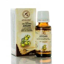 Olej Arganowy, Aromatika