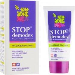 Balsam Stop Demodex/ Demodekoza, Nużyca, Trądzik, 50 ml