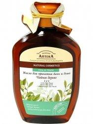 Olejek do Kąpieli i pod Prysznic Antyseptyczny 3 w 1 Drzewo Herbaciane, 250 ml