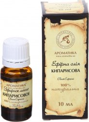 Olejek Cyprysowy (Cyprys), 100% Naturalny, Aromatika
