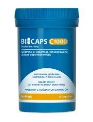 ForMeds Bicaps C 1000, 60 kapsułek Suplement Diety