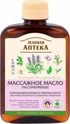 Olejek do Masażu Relaksujący, Green Pharmacy, 200ml