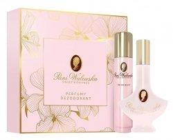 Zestaw Pielęgnacyjny SWEET Perfumy + Dezodorant, Pani Walewska