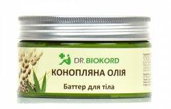 Masło do Ciała z Olejem Konopnym, Dr.Biokord, 250ml