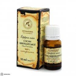 Olejek z Sosny Szwajcarskiej, 100% Naturalny, Aromatika