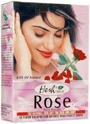 Maseczka do Twarzy z Płatków Róży HESH Pharma, Rose