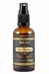 Olej Moringa 100% Tłoczony na Zimno Myvita