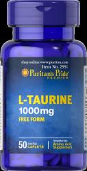 L-Tyrozyna 500 mg, Puritan's Pride, 100 kapsułek