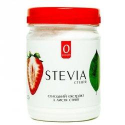 Stewia (Stevia), Ekstrakt z Liśći Stewii, 150 g Słodzik, Cukrzyca