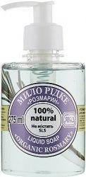 Mydło w Płynie Rozmarynowe, 100% Naturalne bez SLS