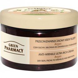 Przeciwzmarszczkowy Krem Tłusty Argan, Green Pharmacy