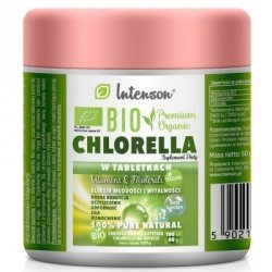 BIO CHLORELLA, Intenson, 200 tabletek