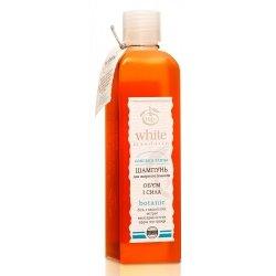 Organiczny Szampon do Włosów Tłustych z Borowiną z Jeziora Sakskiego, White Mandarin