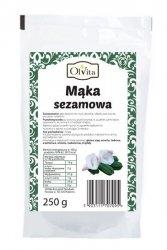 Mąka Sezamowa Olvita, 250 g