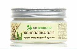 Odżywczy Krem do Stóp z Olejem Konopnym, Dr.Biokord, 100ml