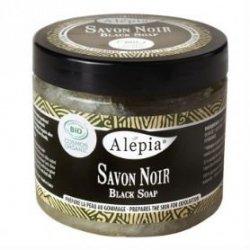 Czarne Mydło Savon Noir BIO, Alepia, 200g