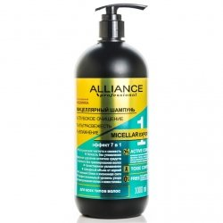 Szampon Micelarny MICELLAR EXPERT, Seria ALLIANCE PROFESSIONAL