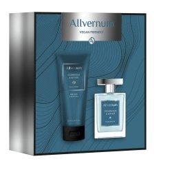 Zestaw Prezentowy Allvernum Cedarwood & Vetiver - Woda Perfumowana i Żel pod Prysznic