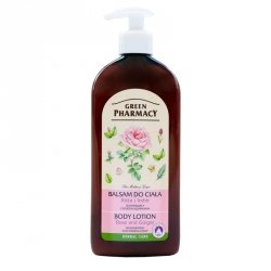 Balsam do Ciała Róża i Imbir, Green Pharmacy