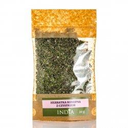 Herbatka Konopna z CBD 20g, India Cosmetics
