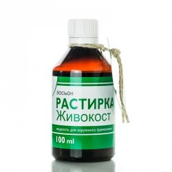 Płyn do Nacierania z Żywokostem, 100ml