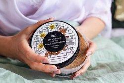 Masło do Okładów Body Wrap Kawa z Czekoladą, 100% Naturalny