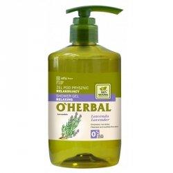 Relaksujący Żel pod Prysznic z Ekstraktem z Lawendy 750 ml, O'Herbal