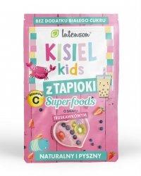 Kisiel Kids z Tapioki Truskawkowy, Intenson, 30g