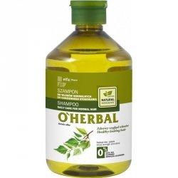 Szampon do Włosów Normalnych do Codziennego Stosowania z Ekstraktem z Brzozy, O'Herbal