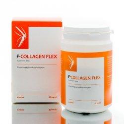 F-COLLAGEN FLEX Formeds, Kolagen i Witamina C, Suplement Diety w Proszku