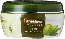 Krem Oliwkowy Odżywczy do Twarzy i Ciała, Himalaya, 150ml