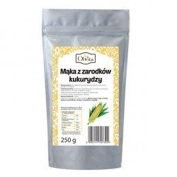 Mąka z Zarodków Kukurydzy Olvita, 250 g