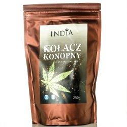 Kołacz Konopny 250g, India Cosmetics