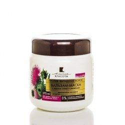 Maska przeciw Wypadaniu Włosów z Olejem Łopianowym, 370 ml
