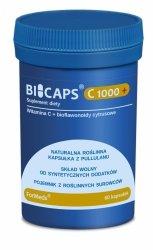 BICAPS C 1000+, 60 kapsułek ForMeds