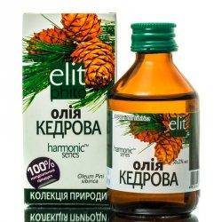 Olej z Orzechów Cedrowych, 100% Naturalny, Elit phito