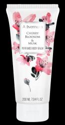 Cherry Bloosom & Musk Perfumowany Balsam do Ciała, Allvernum