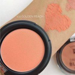 Kompaktowy Róż do Policzków 102 Golden Peach, DREAMY BLUSH VITEX