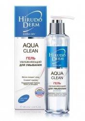 Żel do Mycia Twarzy Nawilżający Hirudoderm Aqua Clean