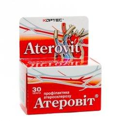 Атеровит, 30 табл., Кортес