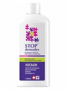 Tonik Stop Demodex, Demodekoza, Nużyca, 150 ml