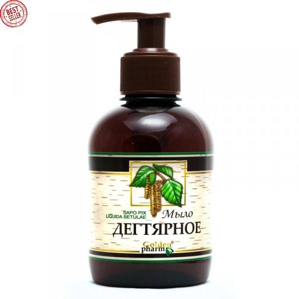 Birch Tar Liquid Soap, 270ml