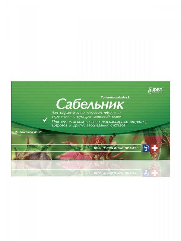 Comarum Palustre Herbal Tea, 25 bags