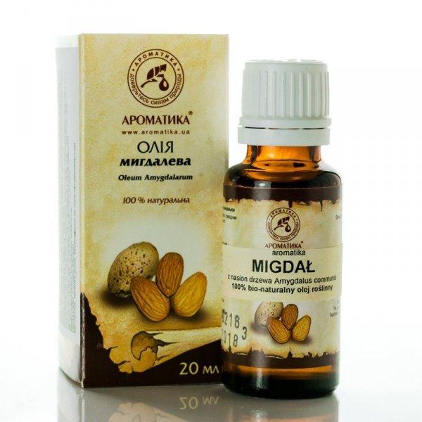 Sweet Almond Natural Oil, Aromatika