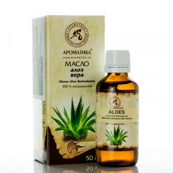 Aloe Vera Natural Oil, Aromatika